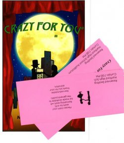 Crazy About HHS' 2014 Musical, CRAZY FOR YOU!!